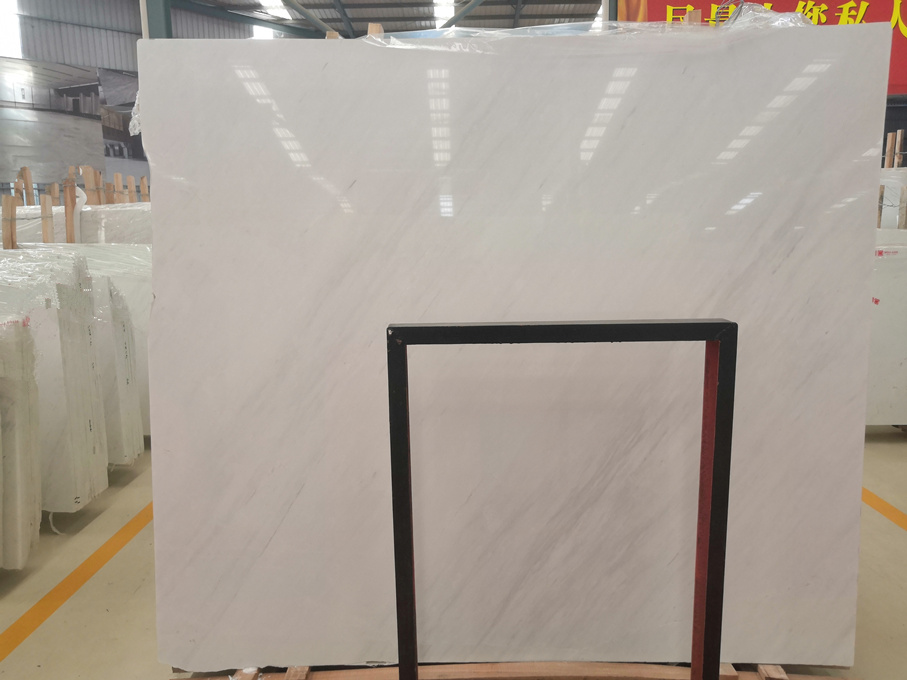 Ariston White Marble Slabs
