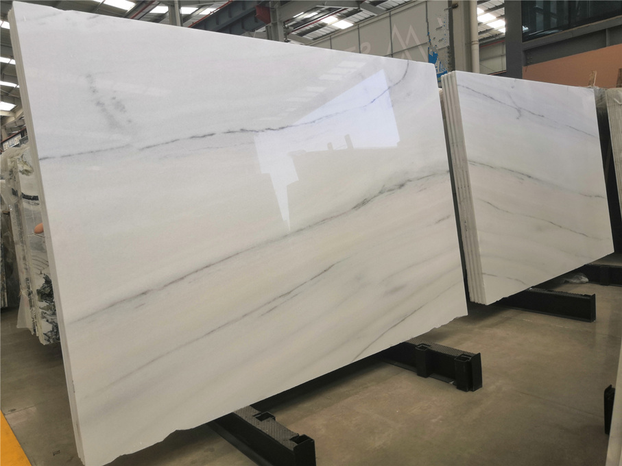 Colombia White Marble Slab