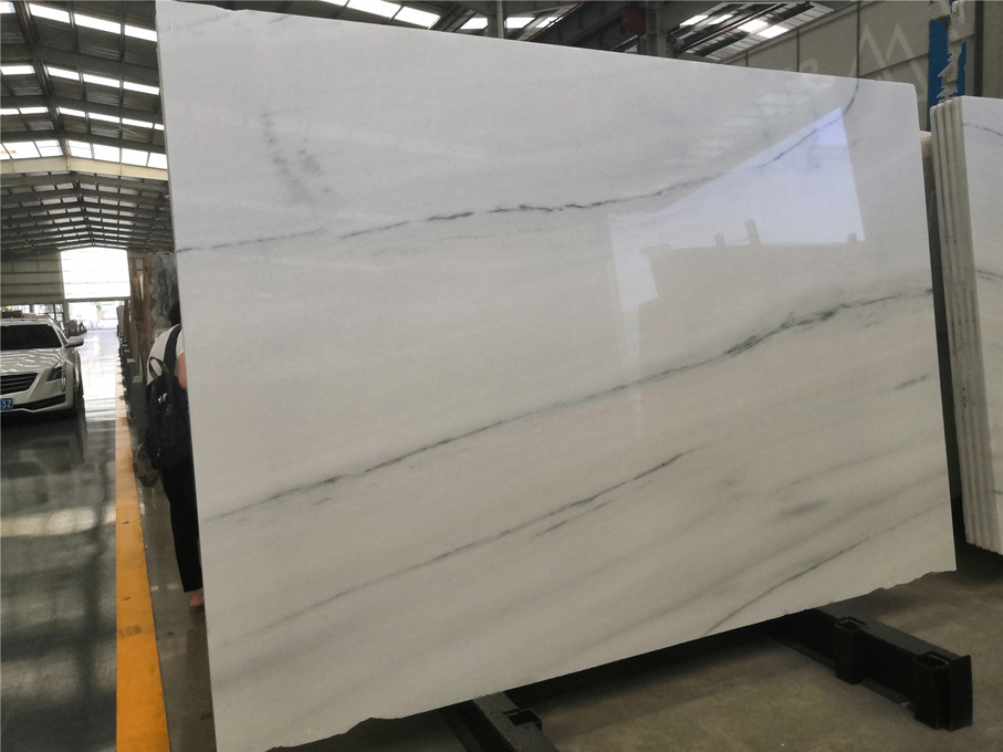 White Marble Bookmatch
